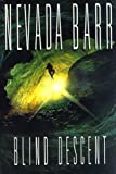 Blind Descent (Anna Pigeon Mysteries (Hardcover)) - book cover picture