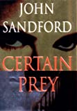 Certain Prey - book cover picture