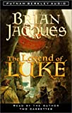 The Legend of Luke (Redwall, Book 12) - book cover picture