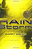 Rain Storm (John Rain Thrillers (Hardcover)) - book cover picture
