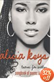 Tears for Water: Songbook of Poems and Lyrics by ALICIA KEYS
