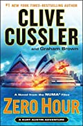 Zero Hour by Clive Cussler and Graham Brown