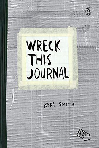 Book Wreck This Journal
