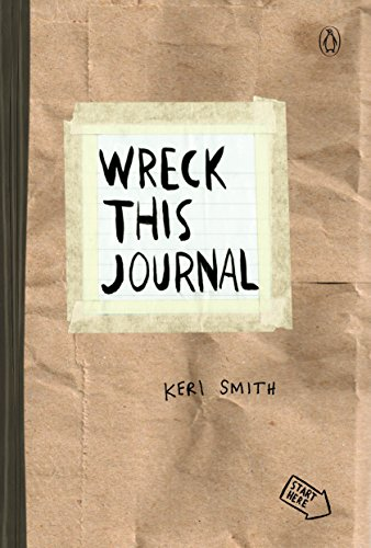Wreck This Journal (Paper bag) Expanded Ed. - Keri Smith