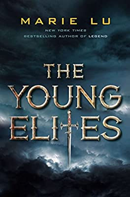 WINNER: THE YOUNG ELITES by Marie Lu (Plus Some Swag)