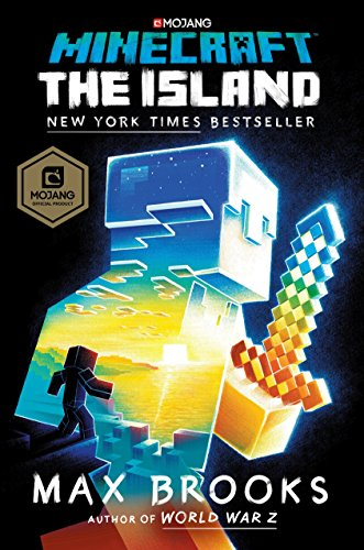 Minecraft: The Island: A Novel, Brooks, Max