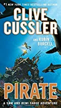 Pirate by Clive Cussler�and�Robin Burcell