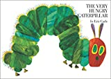 The Very Hungry Caterpillar - book cover picture