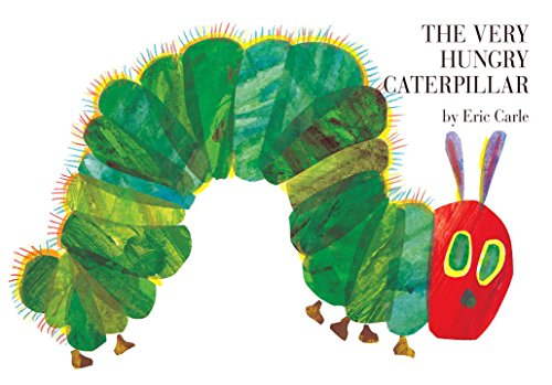 The Very Hungry Caterpillar (MINIATURE EDITION)