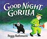 Good Night, Gorilla - book cover picture