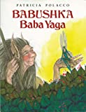 Babushka Baba Yaga - book cover picture