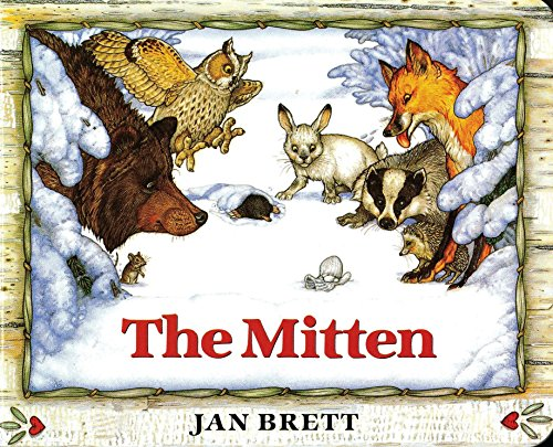 The Mitten, Brett, Jan