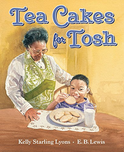 [Tea Cakes for Tosh]