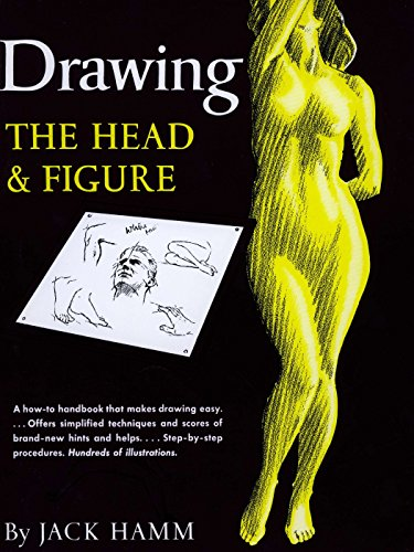 Drawing the Head and Figure: A How-To Handbook That Makes Drawing Easy, Hamm, Jack