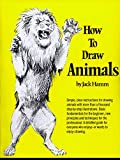 How to Draw Animals - book cover picture