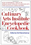 Culinary Arts Institute Encyclopedia Cookbook - book cover picture