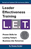 Leader Effectiveness Training: L.E.T. (Revised):