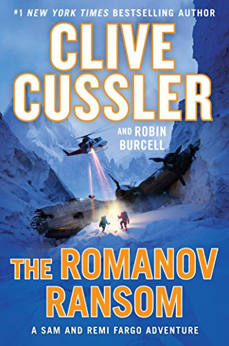 The Romanov ransom / Clive Cussler and Robin Burcell.