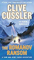 The Romanov Ransom by Clive Cussler and Robin Burcell