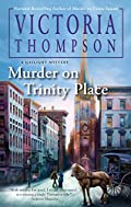 Murder on Trinity Place by Victoria Thompson