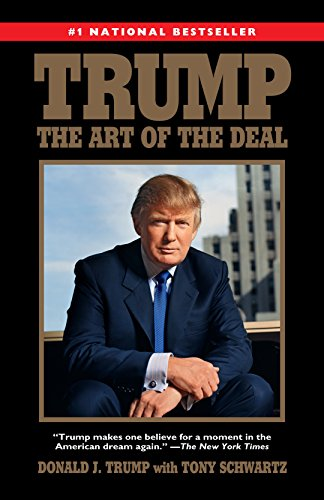 Trump: The Art of the Deal Book Cover Picture