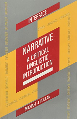 Narrative: A Critical Linguistic Introduction (Interface)
