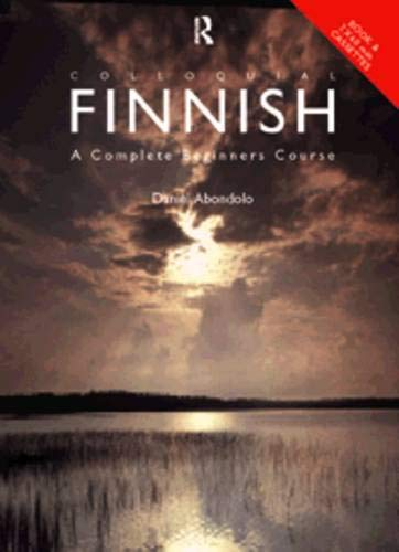 Colloquial Finnish: The Complete Language Course for Beginners