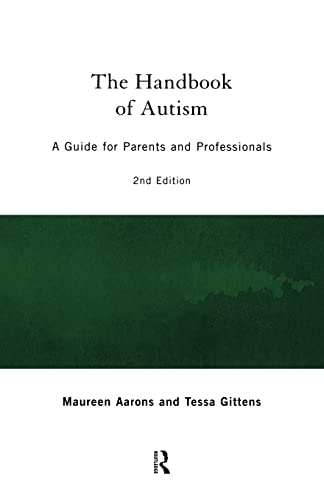 PDF The Handbook of Autism A Guide for Parents and Professionals