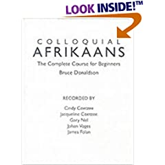 Colloquial Afrikaans Cassettes: The Complete Course for Beginners