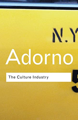 THE CULTURE INDUSTRY, 2ED