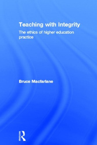Book Cover of Teaching with Integrity