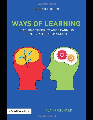Book cover for Ways of learning.