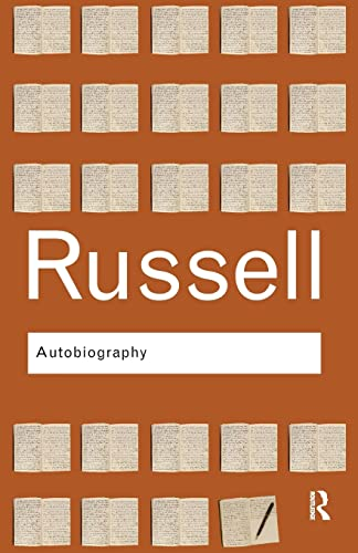 Autobiography, by Russell, B.