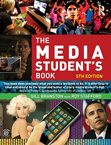 The Media Student's Book, Branston, Gill; Stafford, Roy
