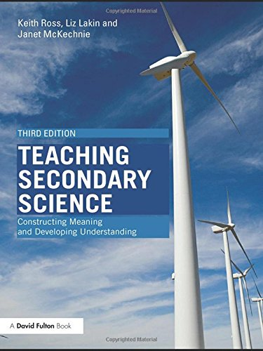 how to teach 3 secondary sciences