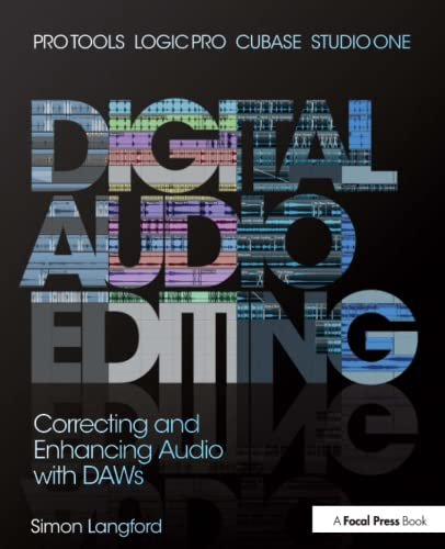 Pdf Digital Audio Editing Correcting And Enhancing Audio In Pro