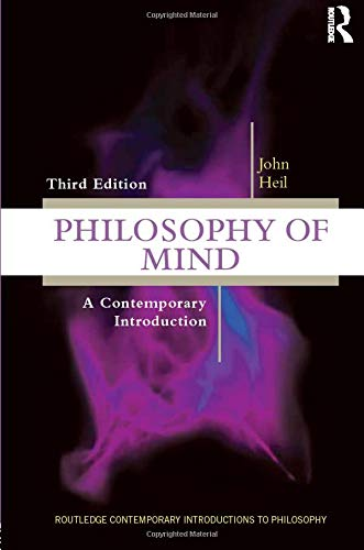 Philosophy of Mind Book Cover Picture