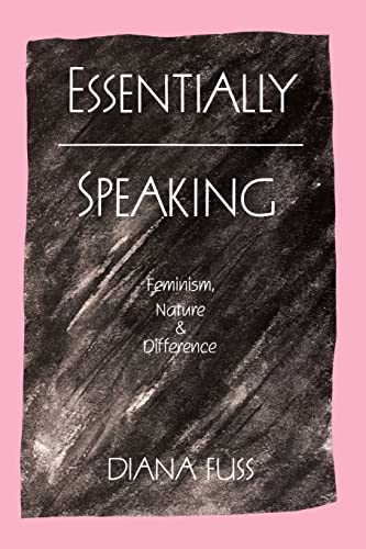 Essentially Speaking: A Reader