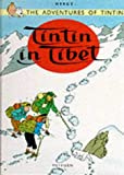 Tintin in Tibet - book cover picture