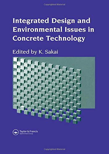 Pdf Integrated Design And Environmental Issues In Concrete