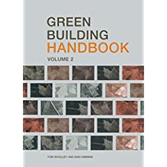 Cover Photo: Green Building Handbook, Volume 2