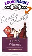 Dumb Witness by  Agatha Christie (Mass Market Paperback - April 1996)