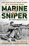 Marine Sniper - book cover picture