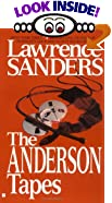 The Anderson Tapes by  Lawrence Sanders (Mass Market Paperback - November 1992)
