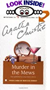 Murder in the Mews by  Agatha Christie (Mass Market Paperback - June 1997)