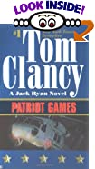 Patriot Games by  Tom Clancy (Mass Market Paperback - May 1992)