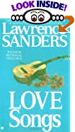 Love Songs by  Lawrence Sanders (Mass Market Paperback - March 1995)
