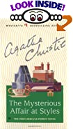 The Mysterious Affair at Styles by  Agatha Christie (Mass Market Paperback)