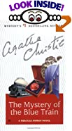 The Mystery of the Blue Train by  Agatha Christie (Mass Market Paperback - September 2003)