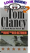 The Hunt for Red October by  Tom Clancy (Mass Market Paperback - March 1997)